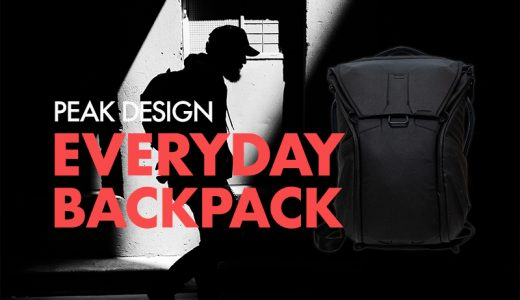 【PeakDesign】エブリデイバックパック&キャプチャーV3をレビュー!通勤にも使えて最高だゾ!