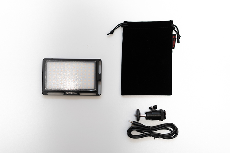 moman96LED Video Light1