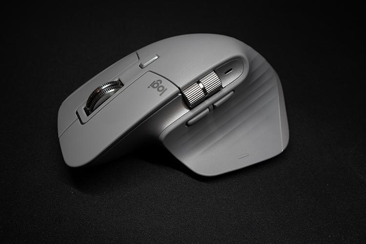 MX Master3ジェスチャーボタンの画像