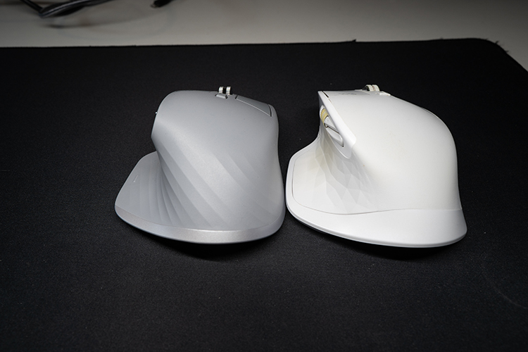 MX Master3前モデルとの比較-背面